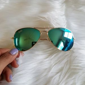 New Ray-Ban Mirror Sunglasses!